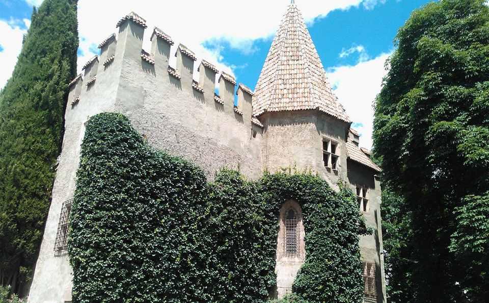 Княжеский замок