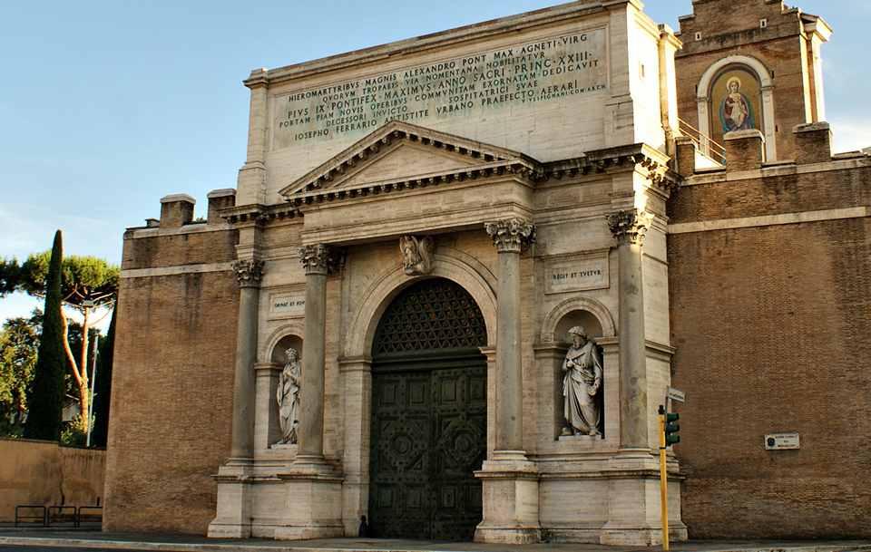 Пийские ворота Пия