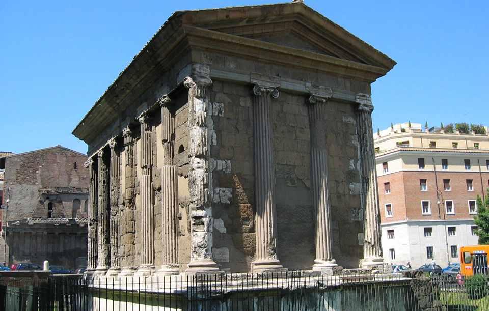 Храм Портуна