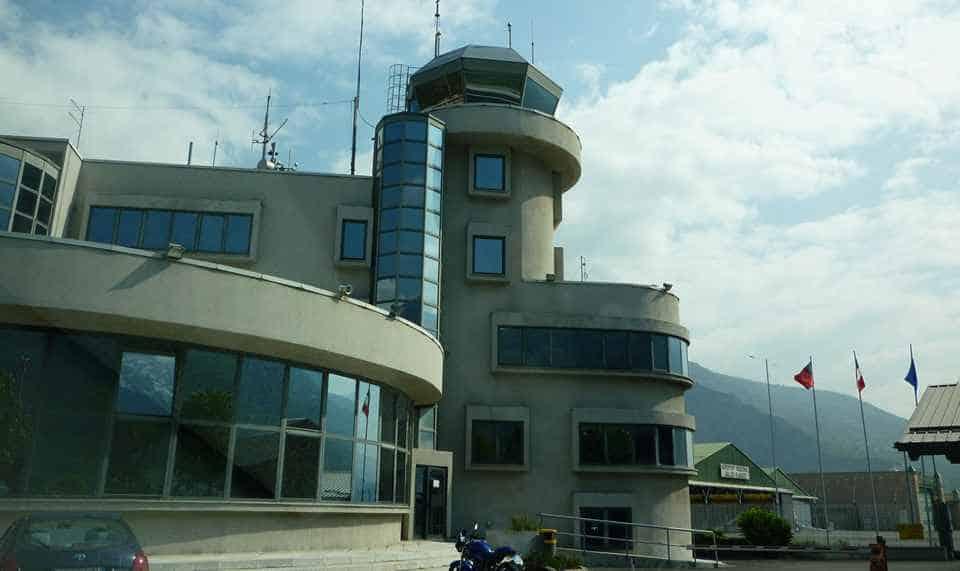 Аоста аэропорт