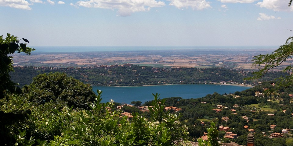 Альбанское озеро