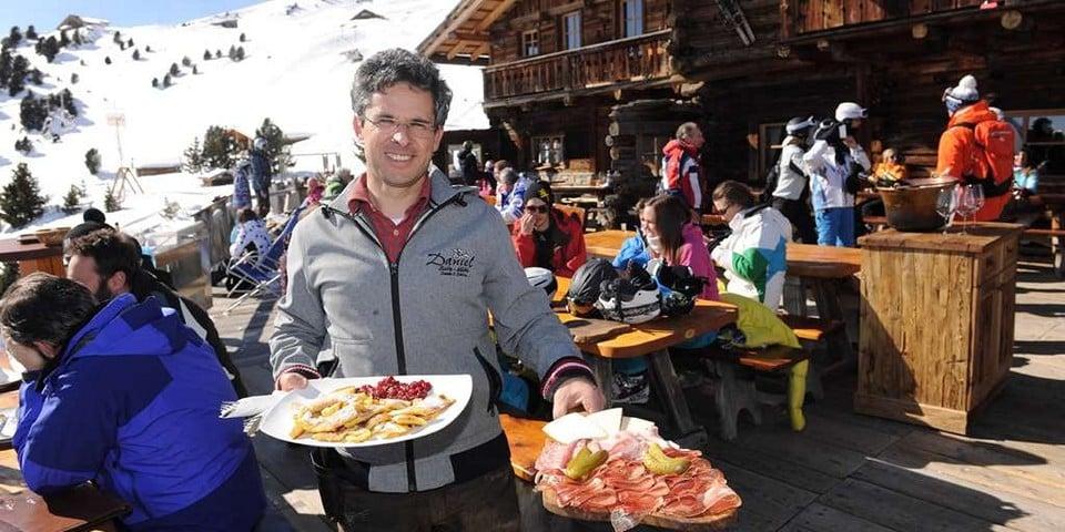Апре-ски в Валь Гардене