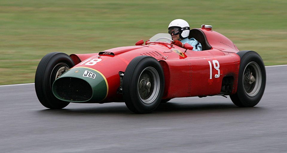 Lancia D50 Formula 1