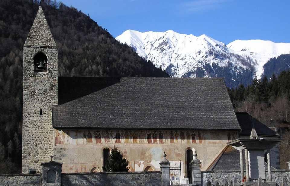 Церковь Святого Вижилио