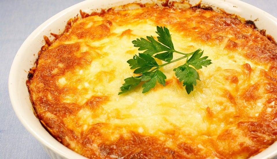 Тортино с сыром «Монтазио»