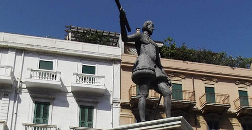 Памятник Карлу III Бурбону