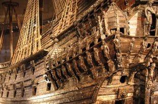 музей кораблей в Пизе