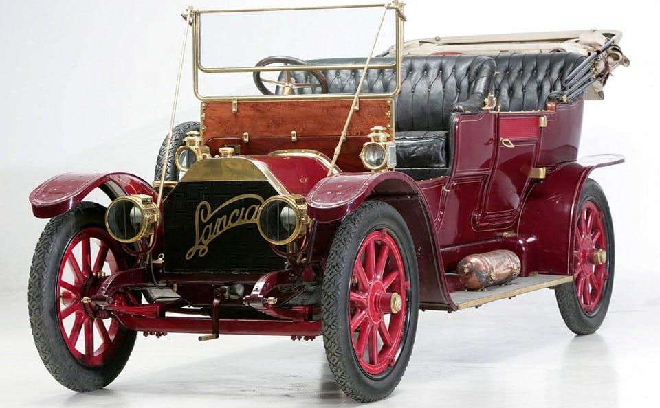 модель автомобиля «Dialpha»