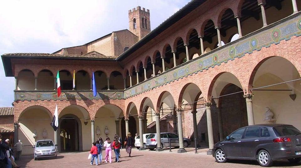Дом святой Екатерины