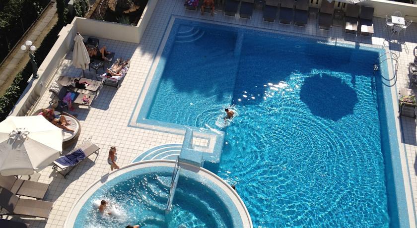 четырёхзвёздочный отель Conchiglia