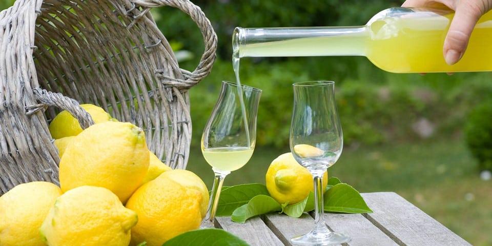 Лимончелло (Limoncello) – лимонный ликер