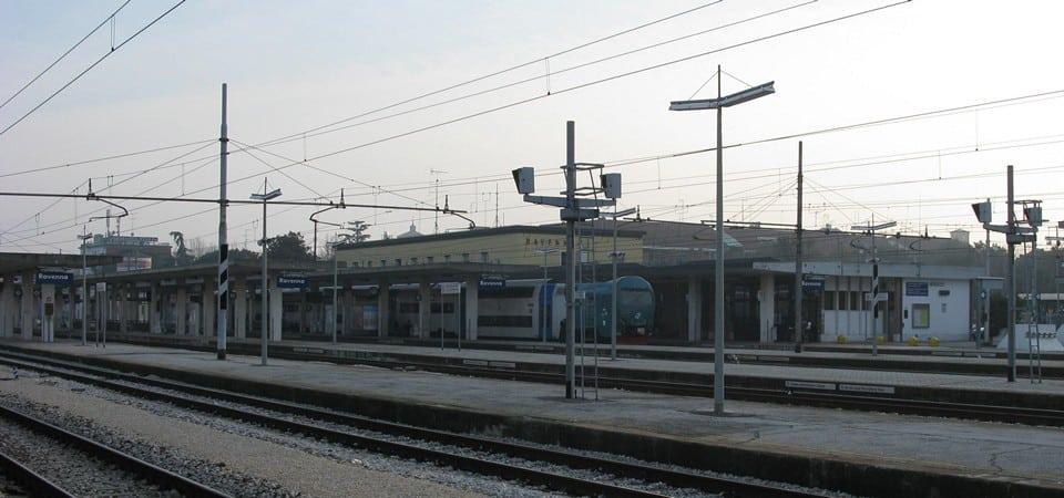 Железнодорожный вокзал Равенны