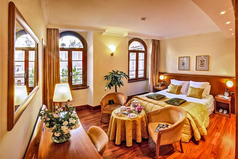 Лучшие отели 4 звезды в Риме