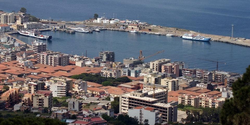порт Reggio Calabria