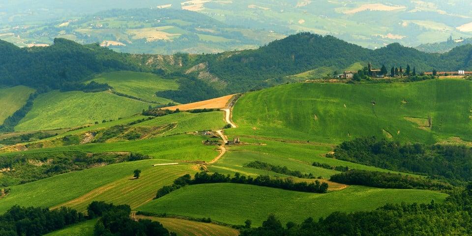 Регион Эмилия-Романья