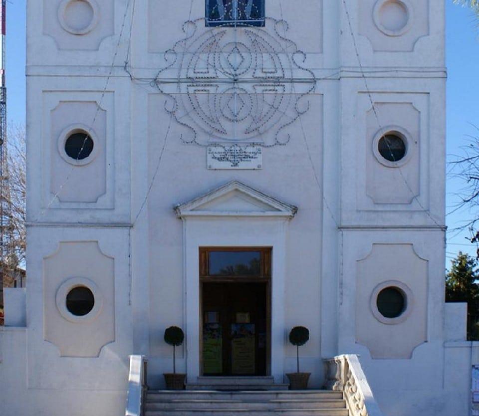 Церковь Святого Сильвестра