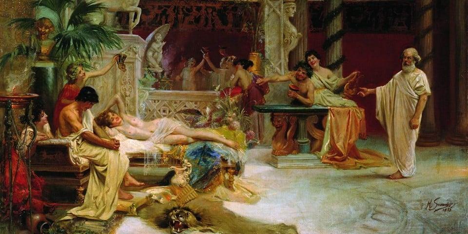 Женщины древнего рима и их сексуальность
