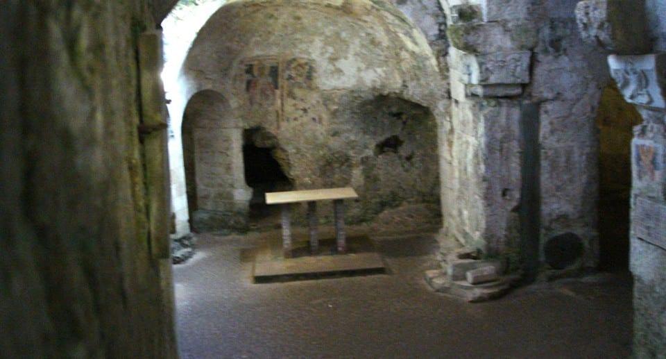 саркофаг первого епископа Сиракуз, Маркиана
