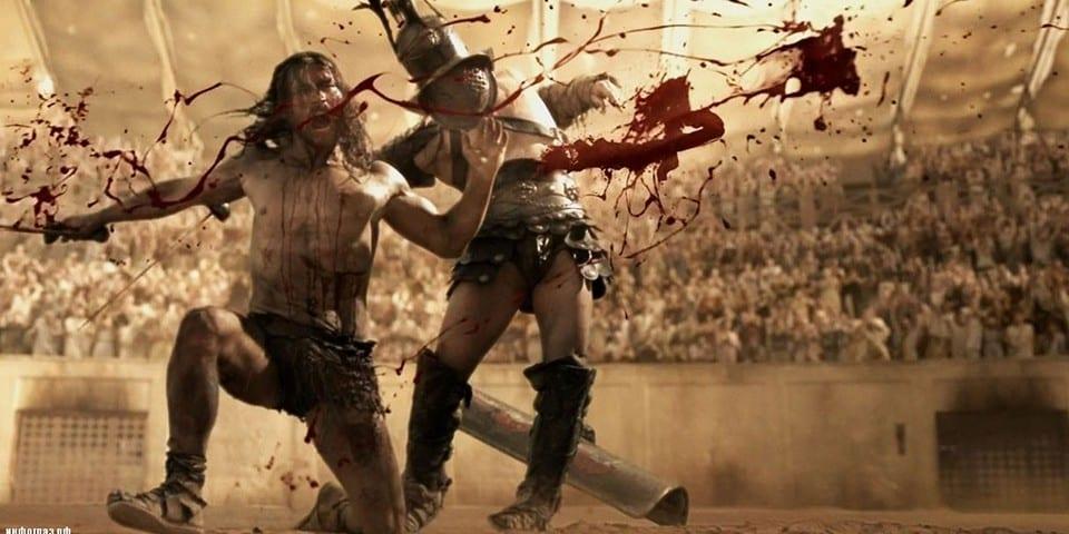 Битвы гладиаторов