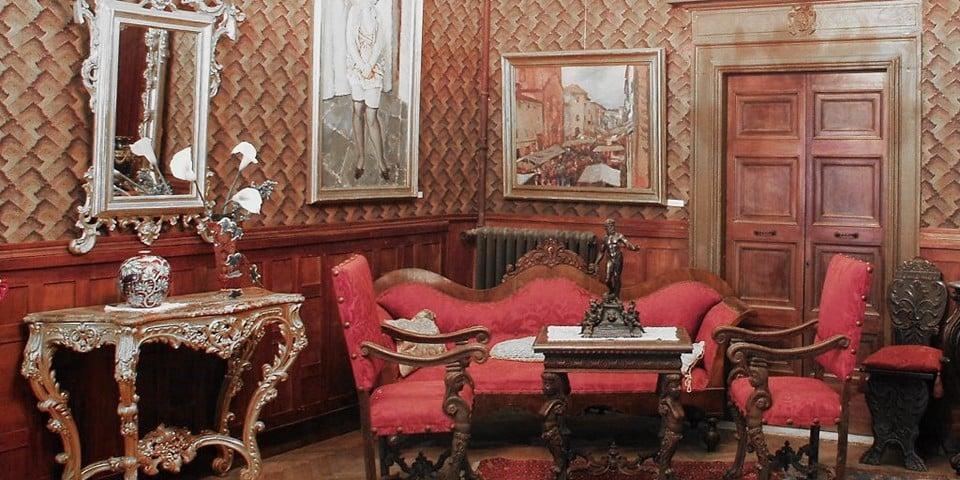 Музей быта средневековой аристократии