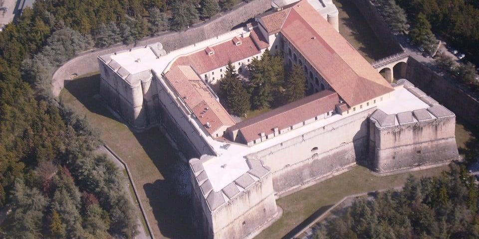 Испанский форт