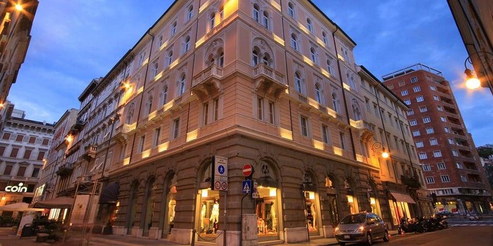 отель Continentale