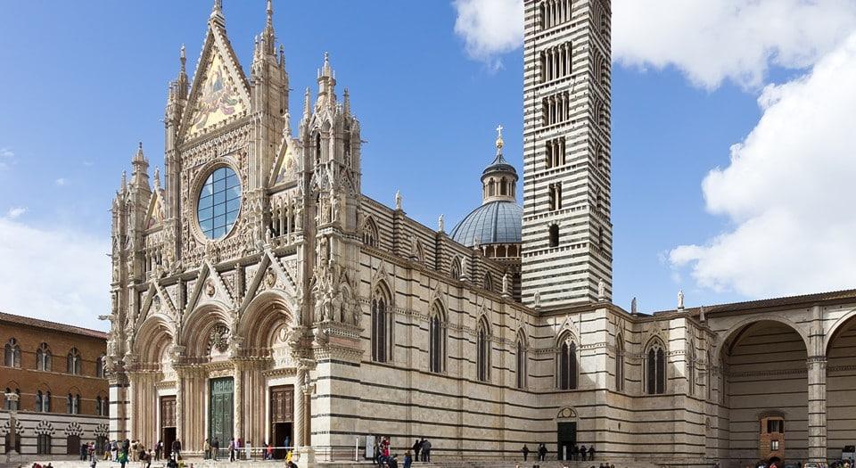 Кафедральный собор в Сиене
