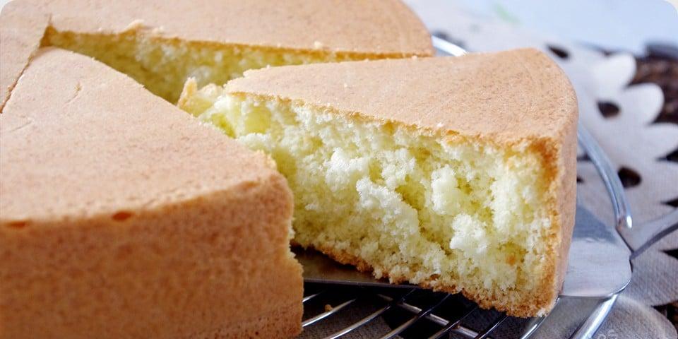 Дженовезе или Генуэзский торт