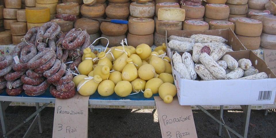 Рынок Альбинелли