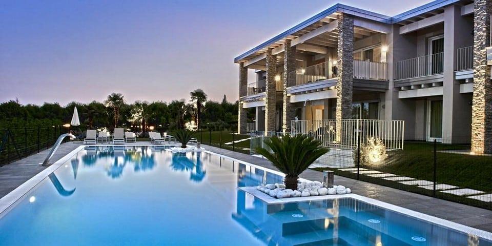 Презентабельный комплекс La Giolosa Wellness Resort