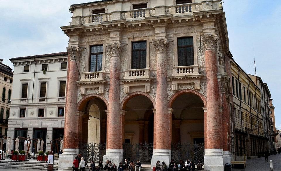 Дворец La Loggia del Capitanio