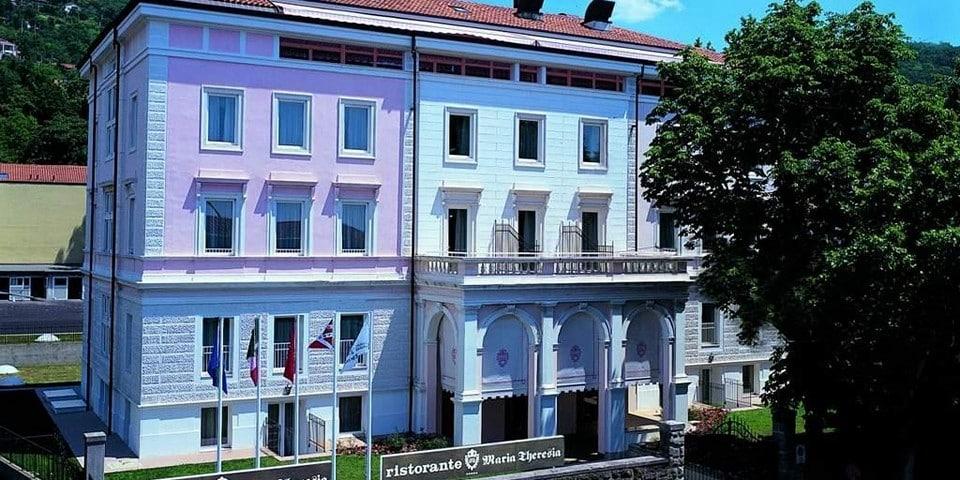 отель Maria Theresia
