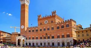 Дворец Коммуны – ратуша Сиены