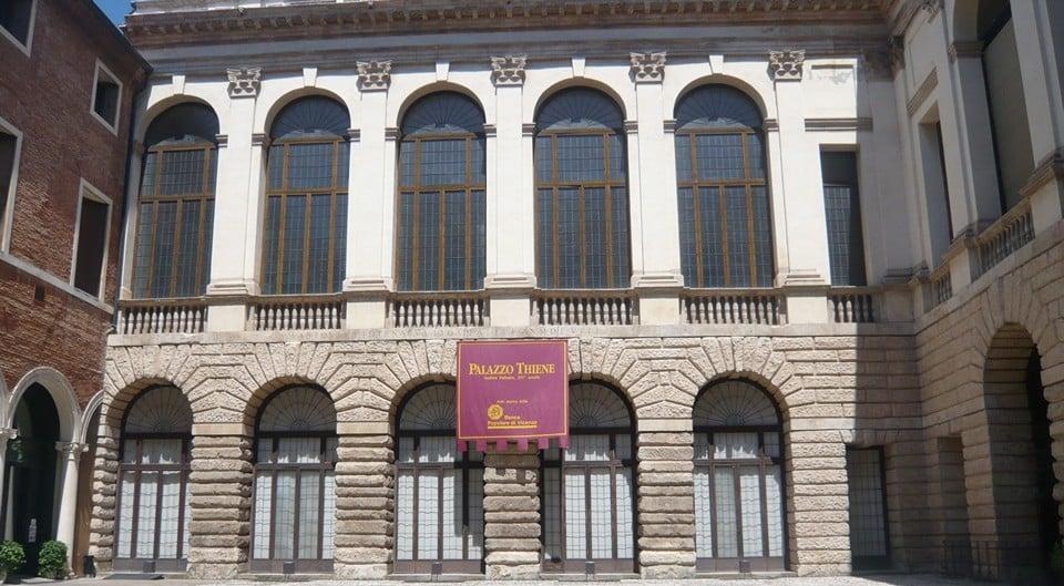 Музей изобразительного искусства в Палаццо Тьене