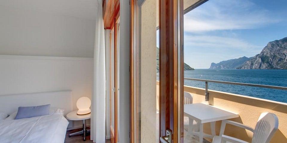 3-звездочный отель Residence Torbole