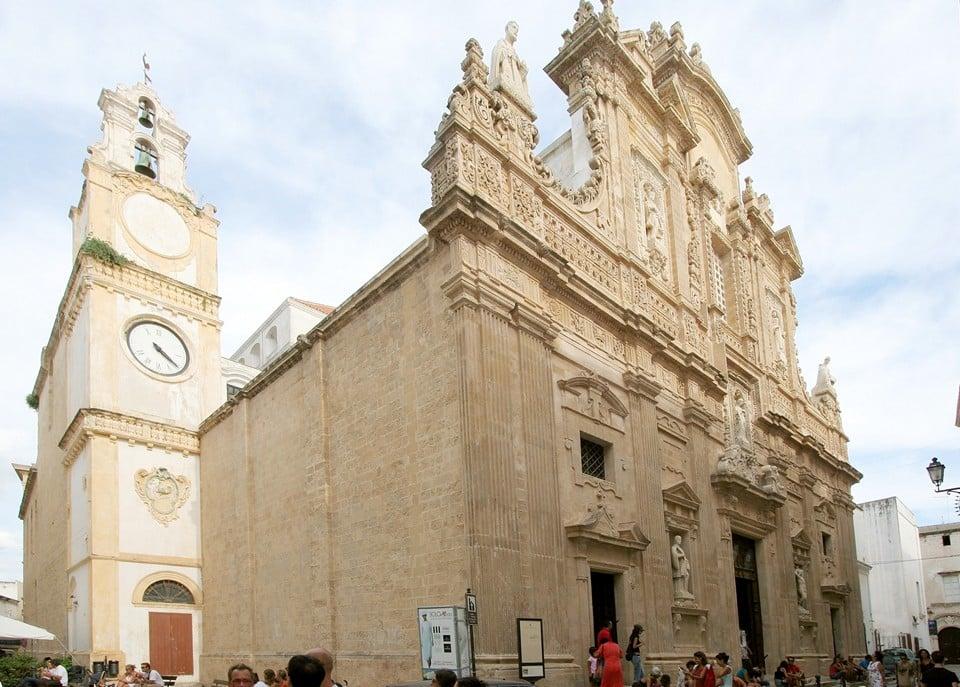 Собор Святой Агаты