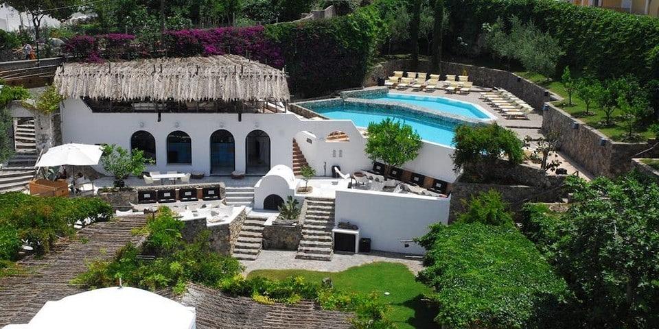 Гранд-отель Santa Domitilla