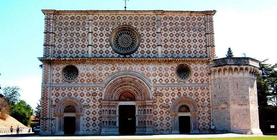 базилика Санта-Мария-ди-Коллемаджо