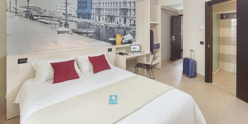 Отель типа «постель и завтрак» Trieste