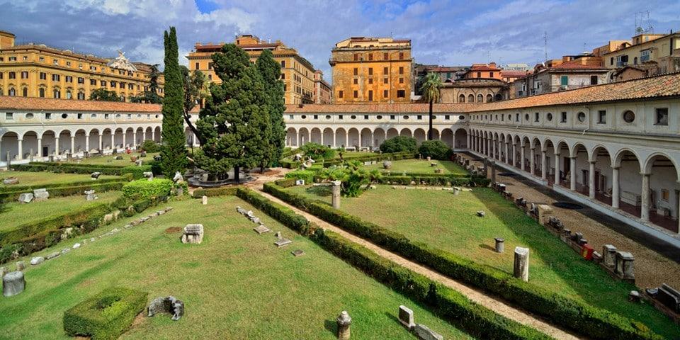 Национальный Римский музей