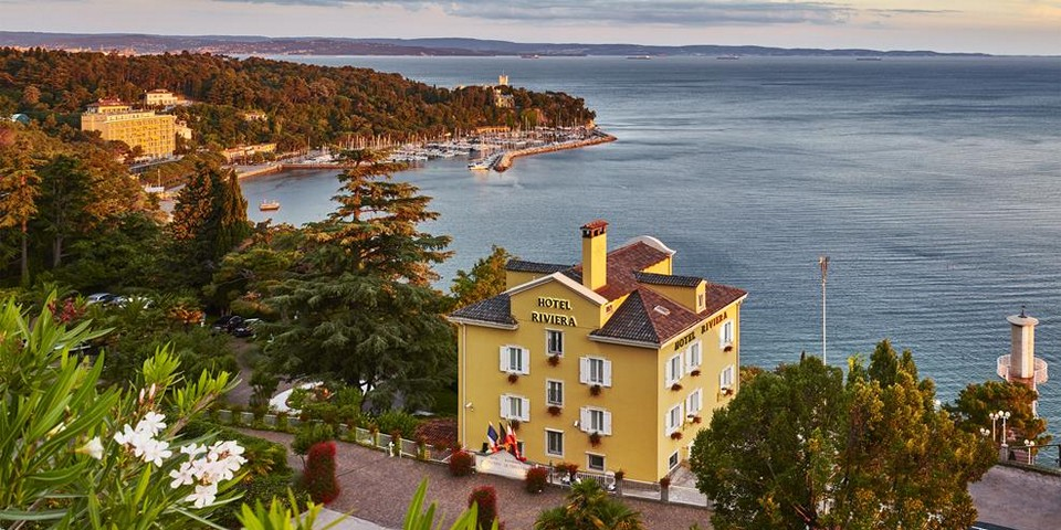 Отель Riviera & Maximilian