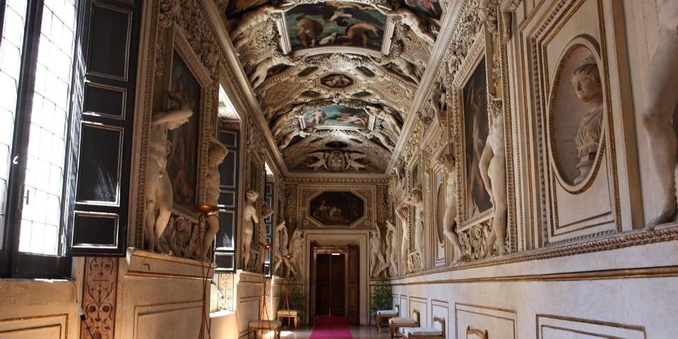 Палаццо и галерея Спада
