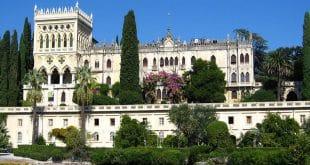 Самые красивые виллы и дворцы Рима
