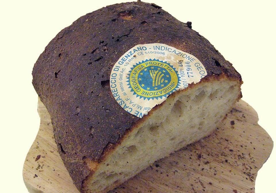 Домашний хлеб Дженцано