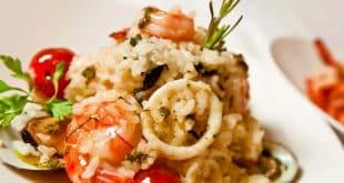 Кулинарный символ Северной Италии Ризотто