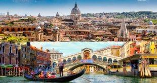 Как добраться из Рима в Венецию
