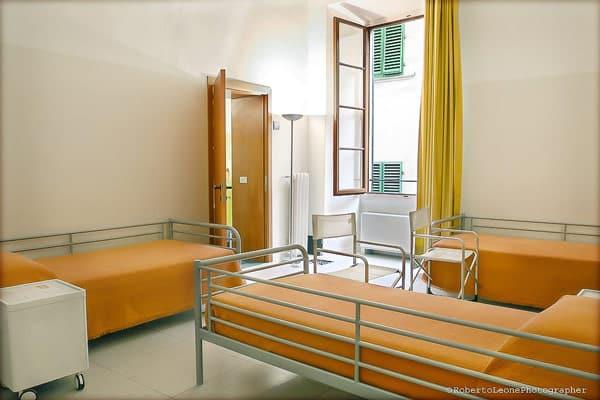 Хостел в историческом центре Флоренции Academy Hostel