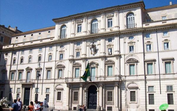 Palazzo-Pamphilj