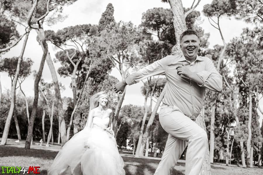 Свадебный фотограф в Италии Артур Якуцевич
