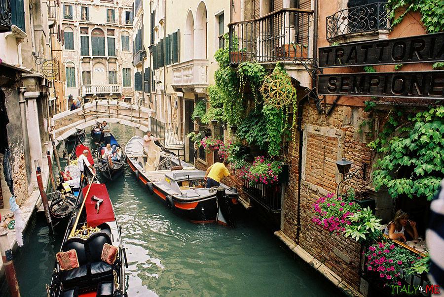 Канал Венето в Венеции